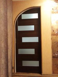 Двери на раздвижной системе Каменское Двери24