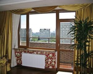 балконный блок пластиковый купить Каменское Двери24