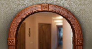 Двери 24 арка Романская AR3