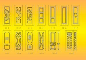 Двери24 накладки мдф 11 Днепродзержинск