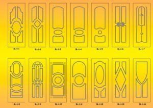 Двери24 накладки мдф 2 Днепродзержинск
