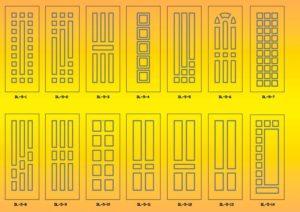 Двери24 накладки мдф 7 Днепродзержинск