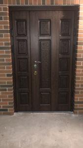 Установка Петриковка Двери 24