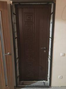 Установка Степовое Двери 24